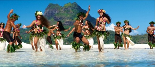 danze spiaggia